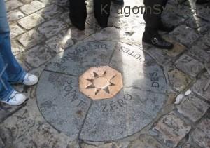 Нулевой километр-посетить в париже