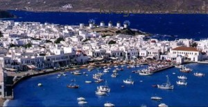 остров миконос пляжи