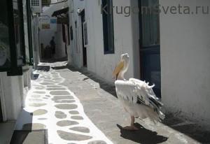 греция остров миконос