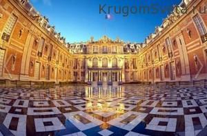 Версальский дворец-посетить в париже