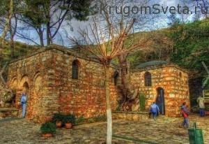 турция эфес дом Девы Марии