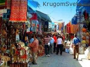 город Тунис – Медина