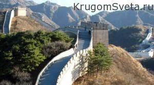 Крепостной вал-Великая китайская стена