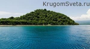 Остров Мойо-райское местечко