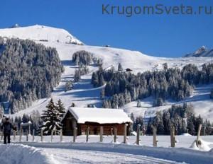 Швейцарские горнолыжные курорты