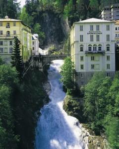 Горнолыжные курорты Австрии Долина Гастайн