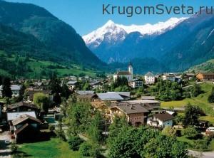 Горнолыжные курорты Австрии Капрун