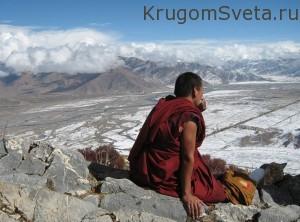 Тибет - на Крыше Мира