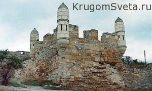 Турецкая крепость Ени-Кале -город керчь украина