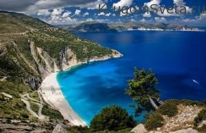 остров кефалония красота неописуемая