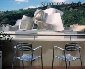 Бильбао Испания отель Gran Hotel Silken Bilbao