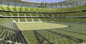 Бильбао Испания Стадион местного клуба