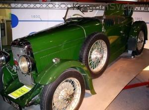 Ковентри - музей британского транспорта