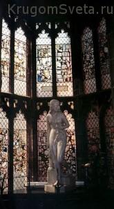 Ковентри - статуя леди Годивы