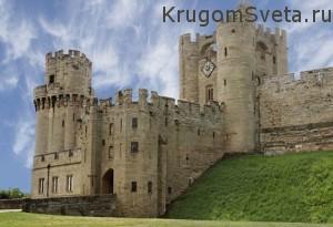 Ковентри - замок города Уорвик