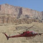Лас-Вегас - в Большой Каньон на вертолёте