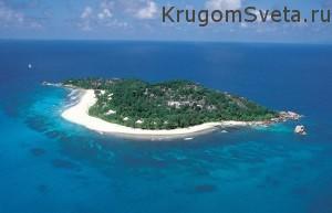 Остров Кузин (Сейшелы)