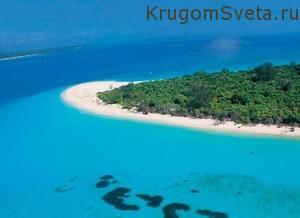 Остров Мнемба (Африка)