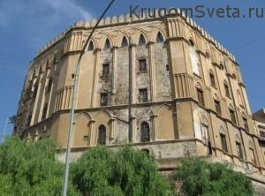 Что посмотреть в Палермо - Норманнский дворец