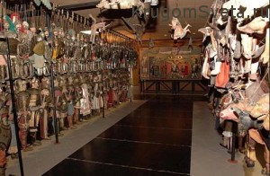 Что посмотреть в Палермо - музей марионеток