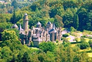 Левенберг - замки Германии