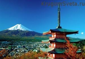 Страна Япония - коротко о ней