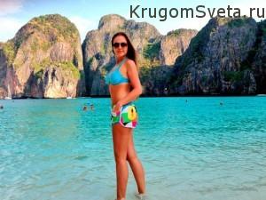 Январь и февраль в Тайланде - купание круглый год