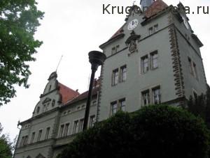 Замок Шенборнов - жемчужина Закарпатья