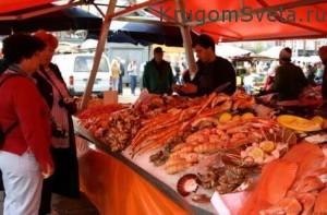 базар Сиде - Город Сиде - Турция