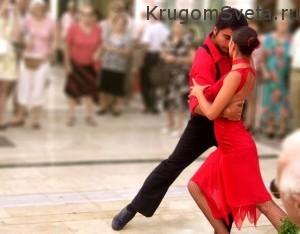 испания - зажигательный танец Фламенко