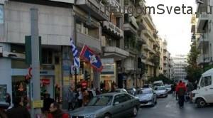 площадь Колонаки - греция путешествие