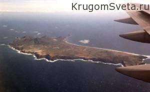 Остров Порту Санту (Португалия).