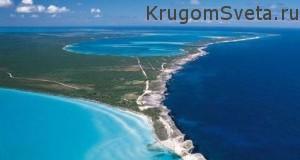 Багамы - остров Эльютера