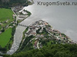 Фьорды Норвегии - Аурландсфьорд