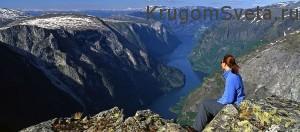 Фьорды Норвегии - Согнефьорд