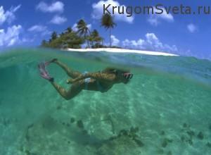Гренада - дайвинг на Острове Дженни