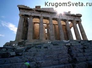 Греция - путешествие в прошлое