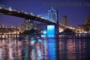 Нью-Йорк - Бруклинский мост