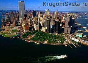 Нью-Йорк - город огромных возможностей