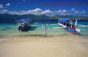 Остров Ломбок Индонезия