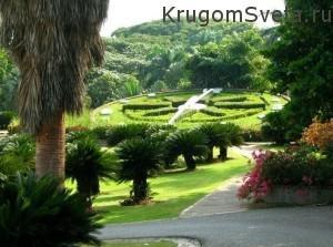 Санто-Доминго Ботанический сад