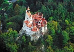 Трансильвания. Замок Дракулы