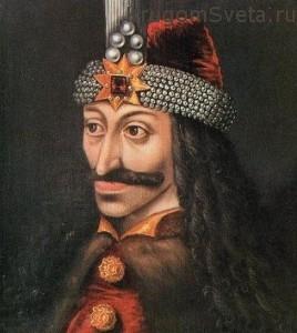 Влад Цепеш - Замок Дракулы