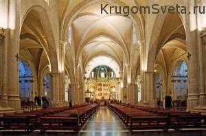 В кафедральном соборе, Валенсия