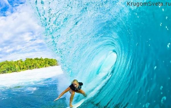 отдых на Ибице - серфинг