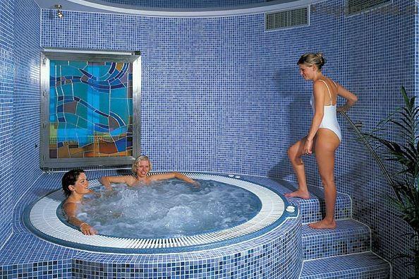 Карловы Вары - лечебные ванны