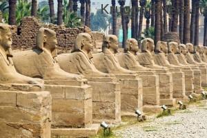 Достопримечательности Египта - долина царей