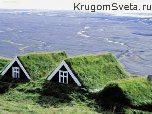 Исландия - красоты местных деревень