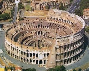 Кратко об Италии - Колизей