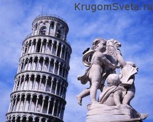 Кратко об Италии - Пизанская башня